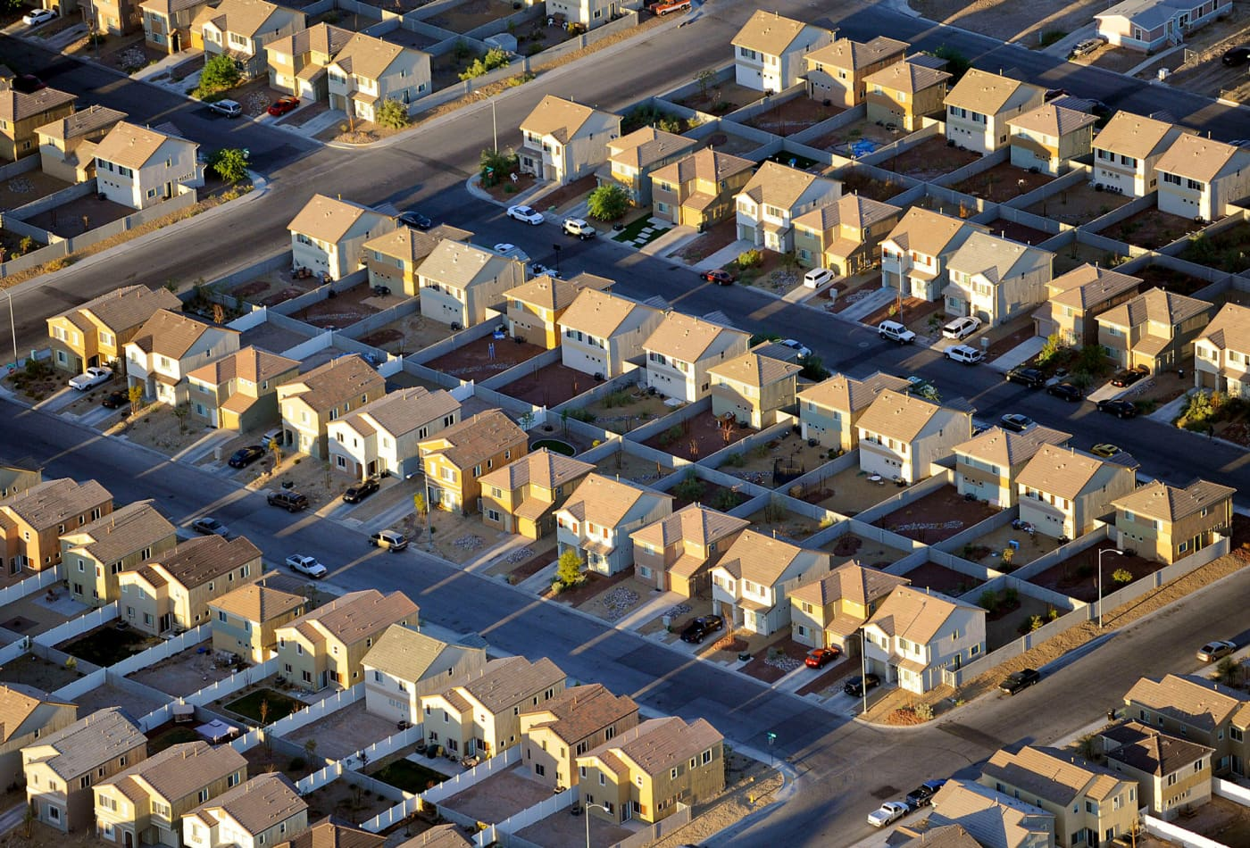 Next year will be hard on the housing market, especially in these big cities
