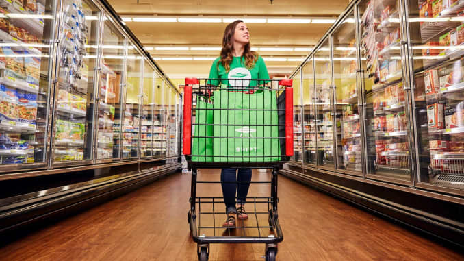 Grocery delivery in the US is expected to 'explode'