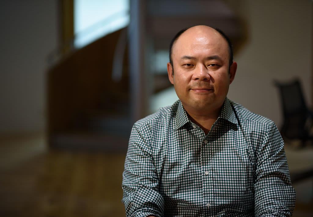 Taizo Son, chief executive officer of Mistletoe