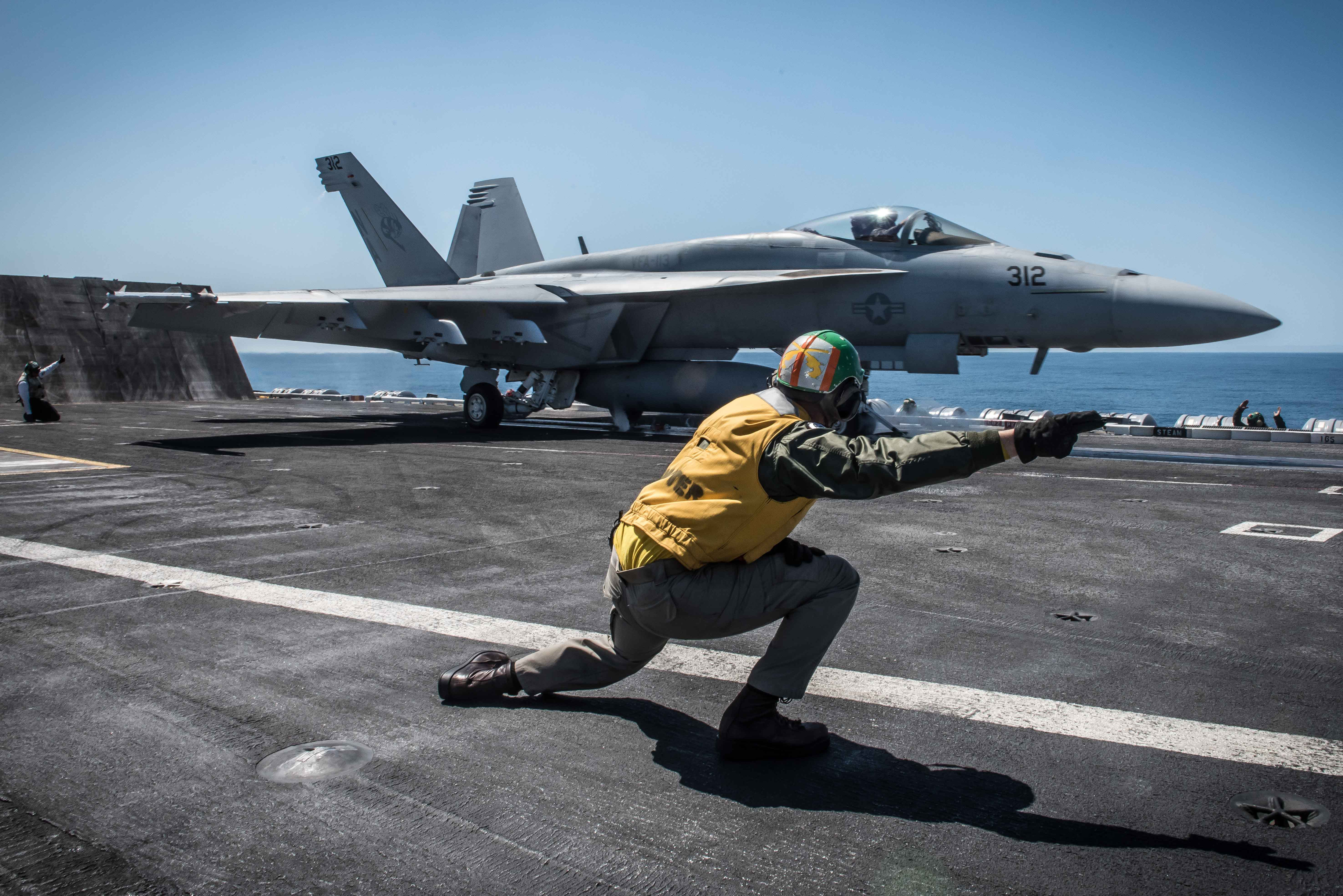 Super Hornet Production Set To Double As Trump Gives Program A Boost