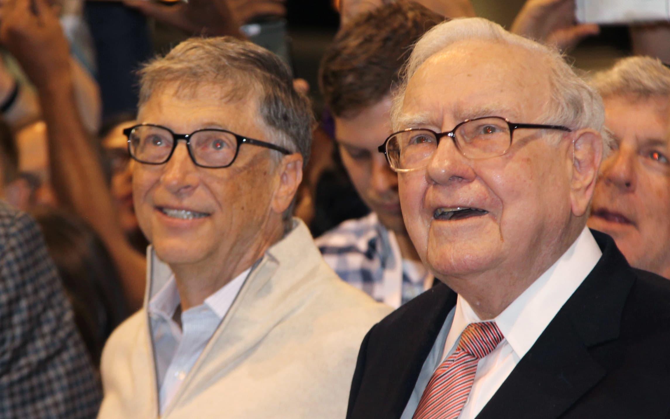 Bill Gates: 'I didn't even want to meet Warren Buffett' —but their first dinner conversation changed everything