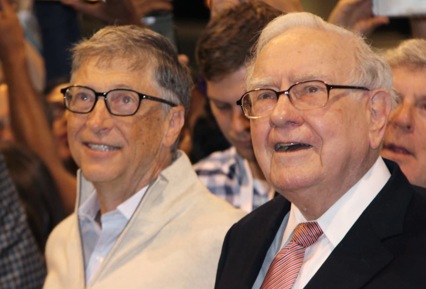 Warren Buffett: I've spoken with Bill Gates about the coronavirus outbreak