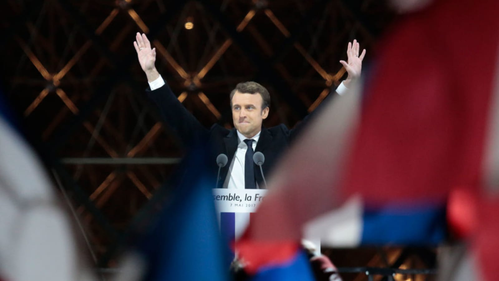 Macron Presents Diverse Cabinet Shows Willingness To Reform