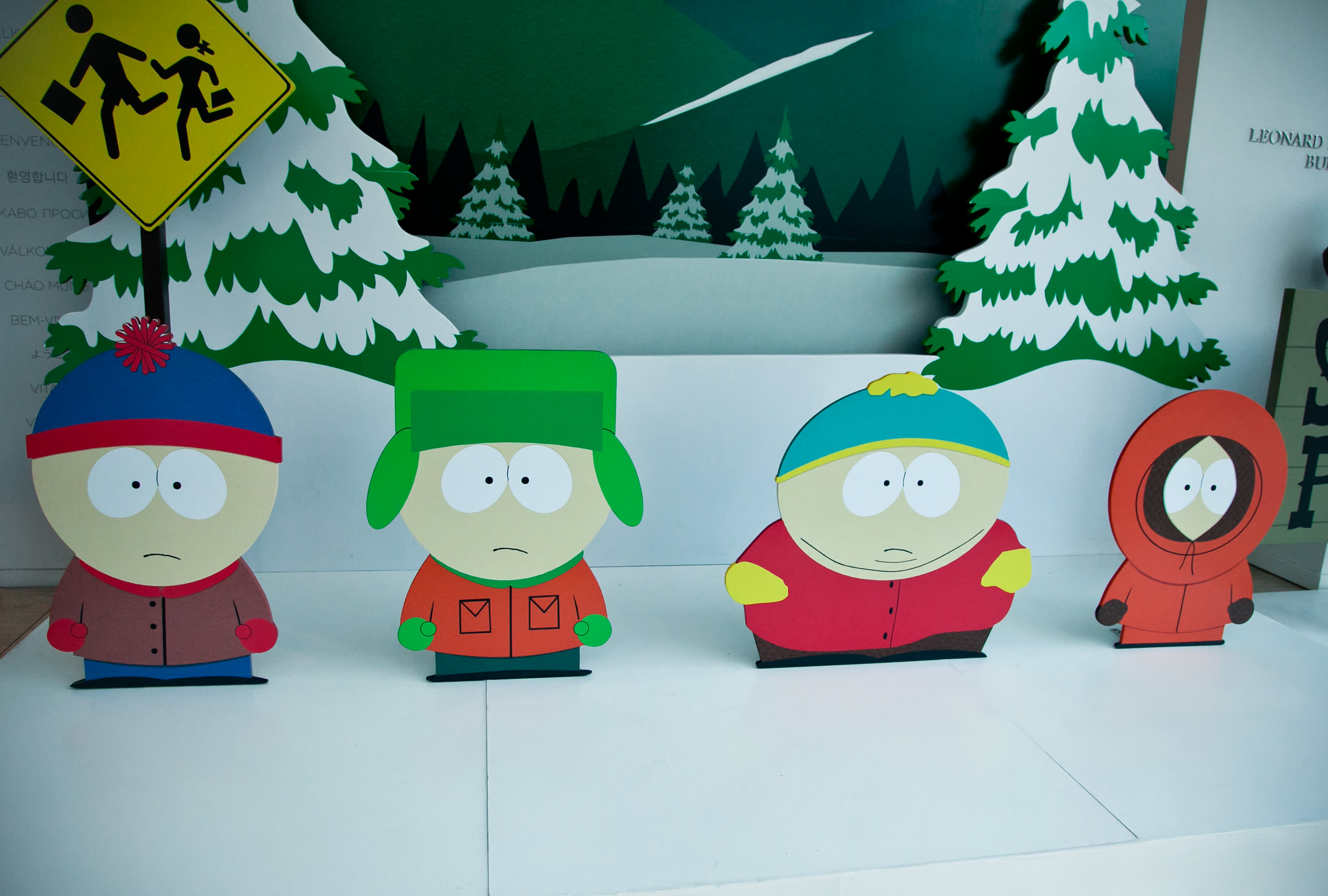 HBO Max lands exclusive streaming rights to 'South Park'
