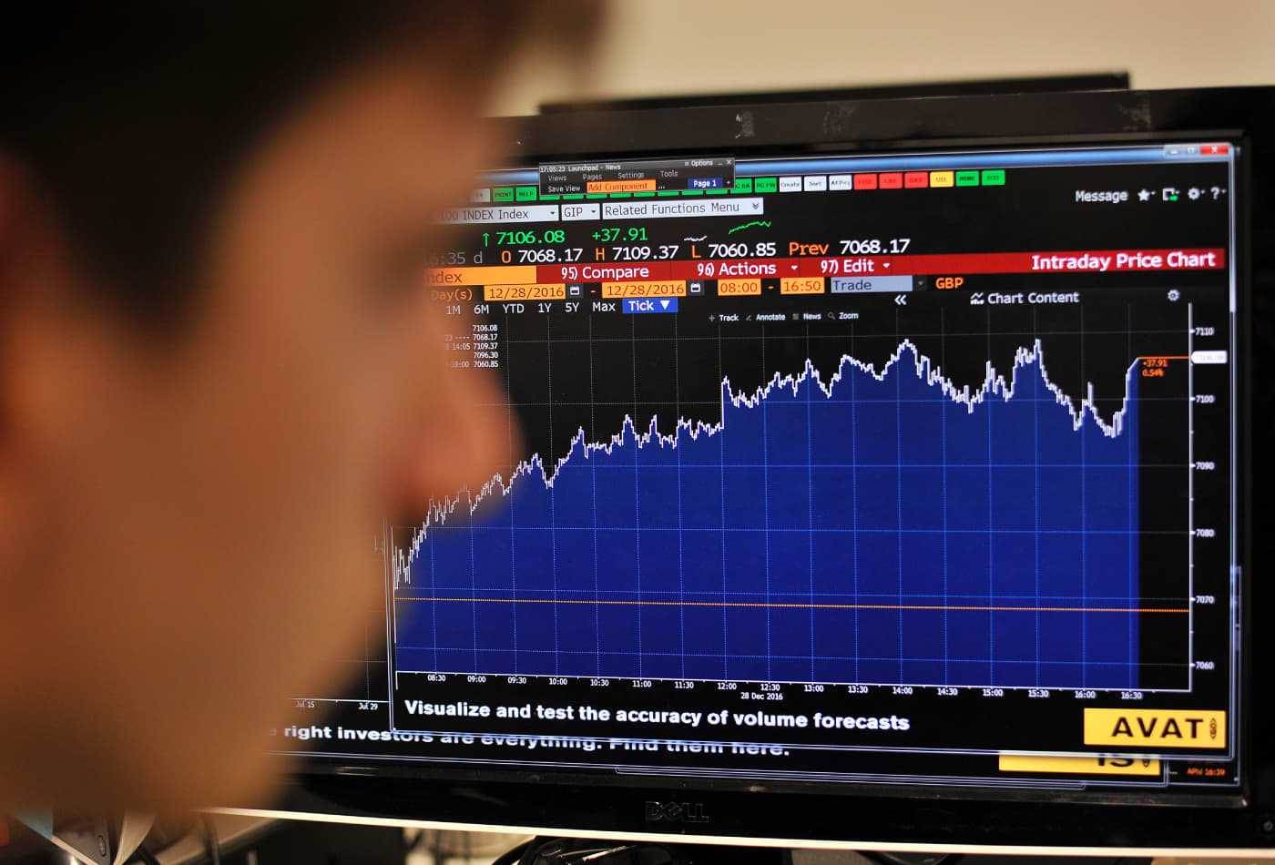 European stocks close slightly lower as caution returns ahead of Davos