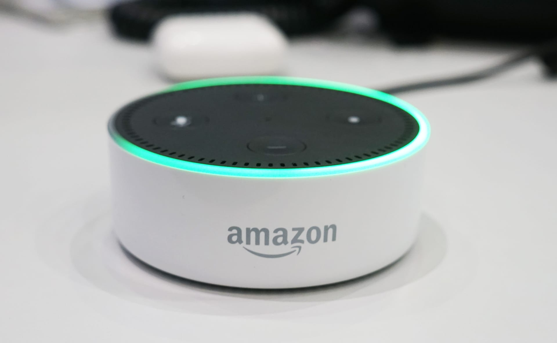 What The Lights On Your Amazon Echo Mean