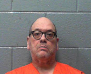 Mugshot of reporter Heyman arrested for asking Tom Price question 170510