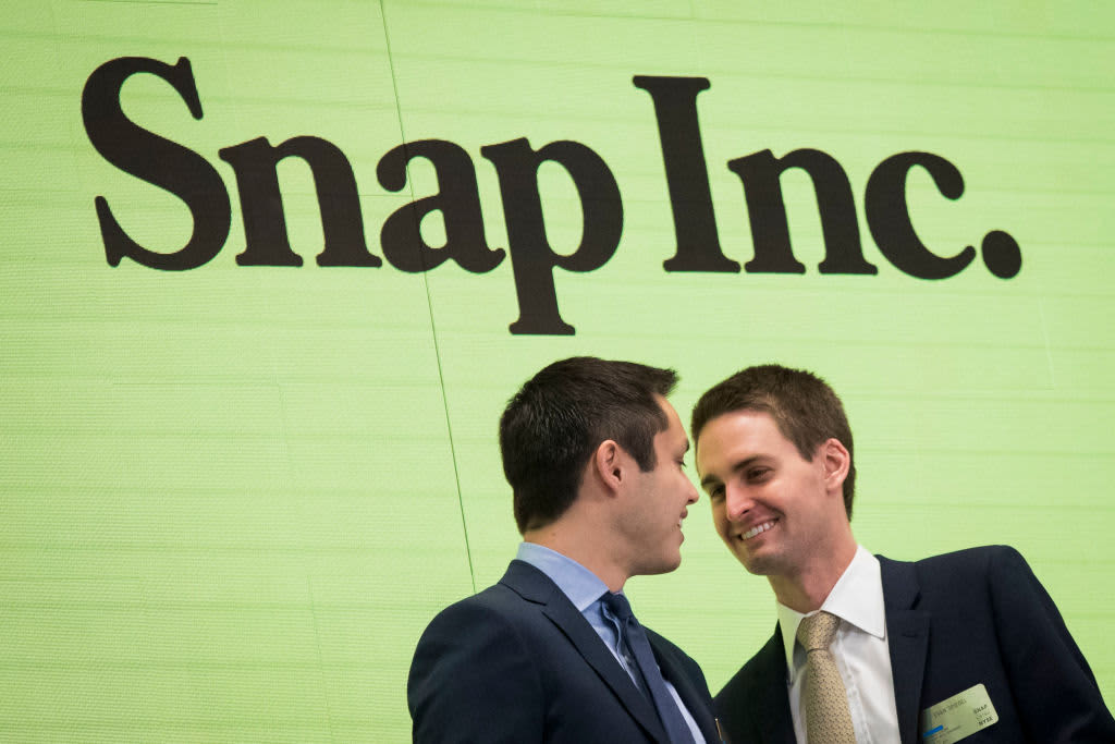 Snap names Derek Andersen as CFO, filling void left by Tim Stone's departure