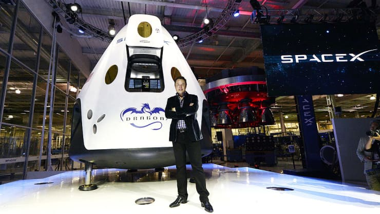 Start-ups join Google, SpaceX and OneWeb to bring new technologies to space