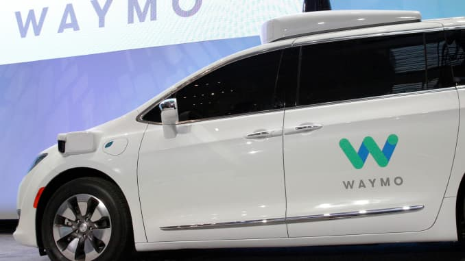 Waymo signs driverless car deal with Nissan, Renault for