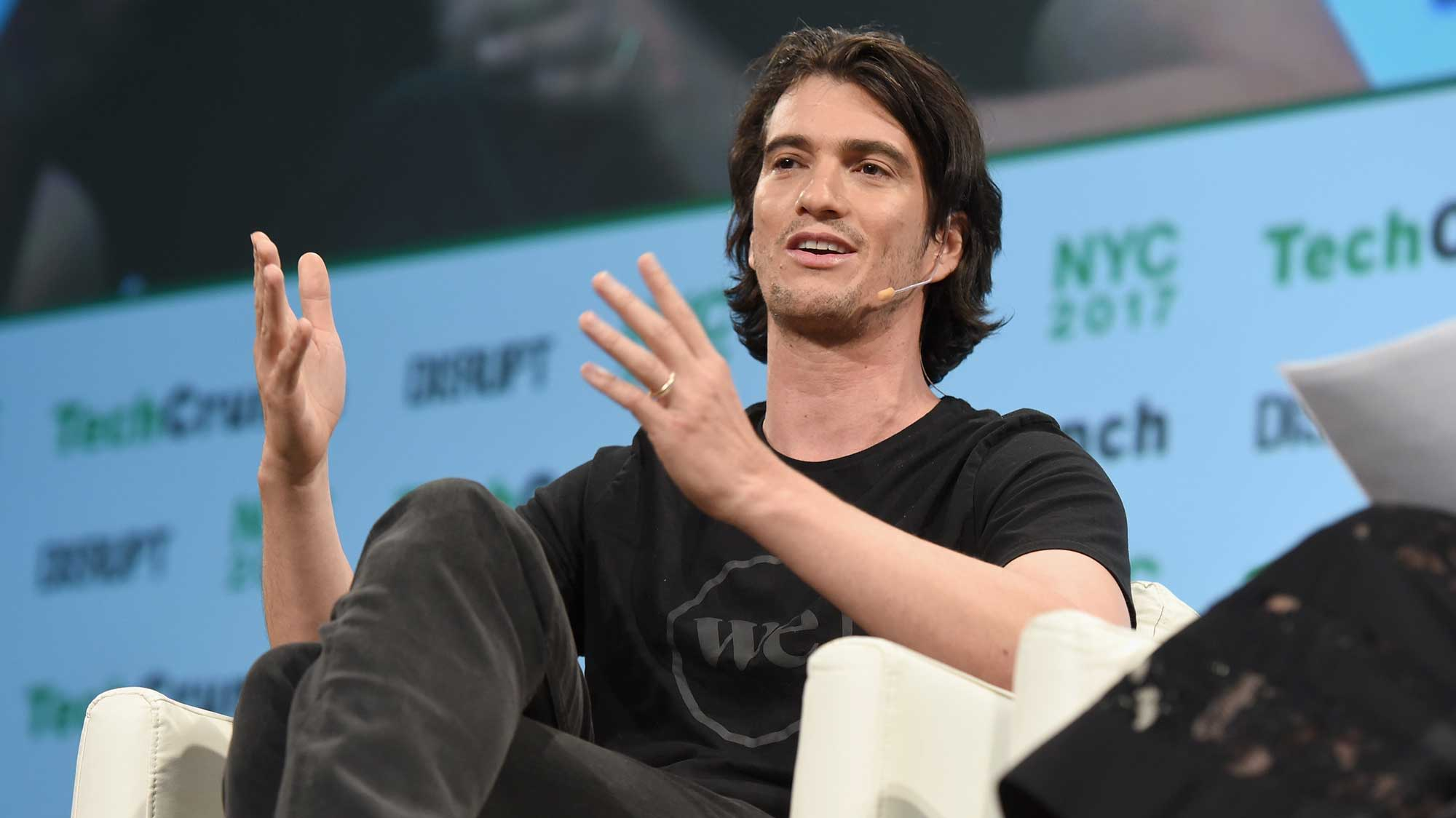 WeWork is starting a $3 billion fund to buy stakes in buildings and rent them back to itself