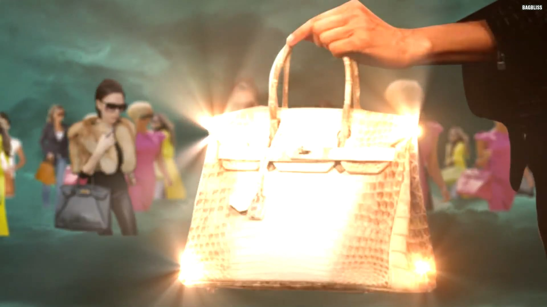 9e3635370 This $379,261 Hermes Birkin handbag is the most expensive ever sold