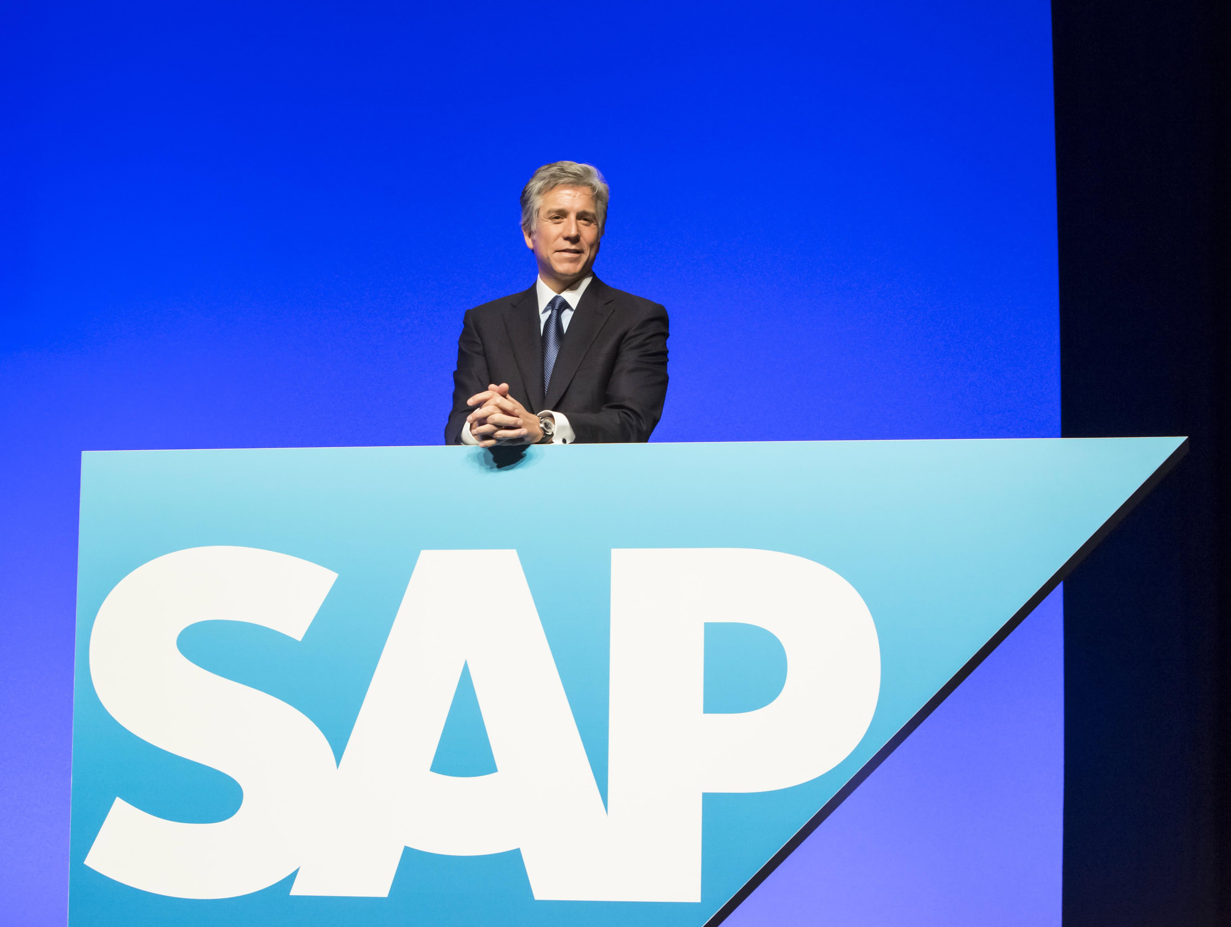 SAP unveils blockchain service in the cloud
