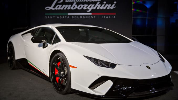 Amazon Partners With Lamborghini Rivian To Offer Alexa In