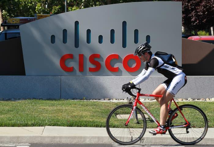 GS: Cisco Systems headquarters