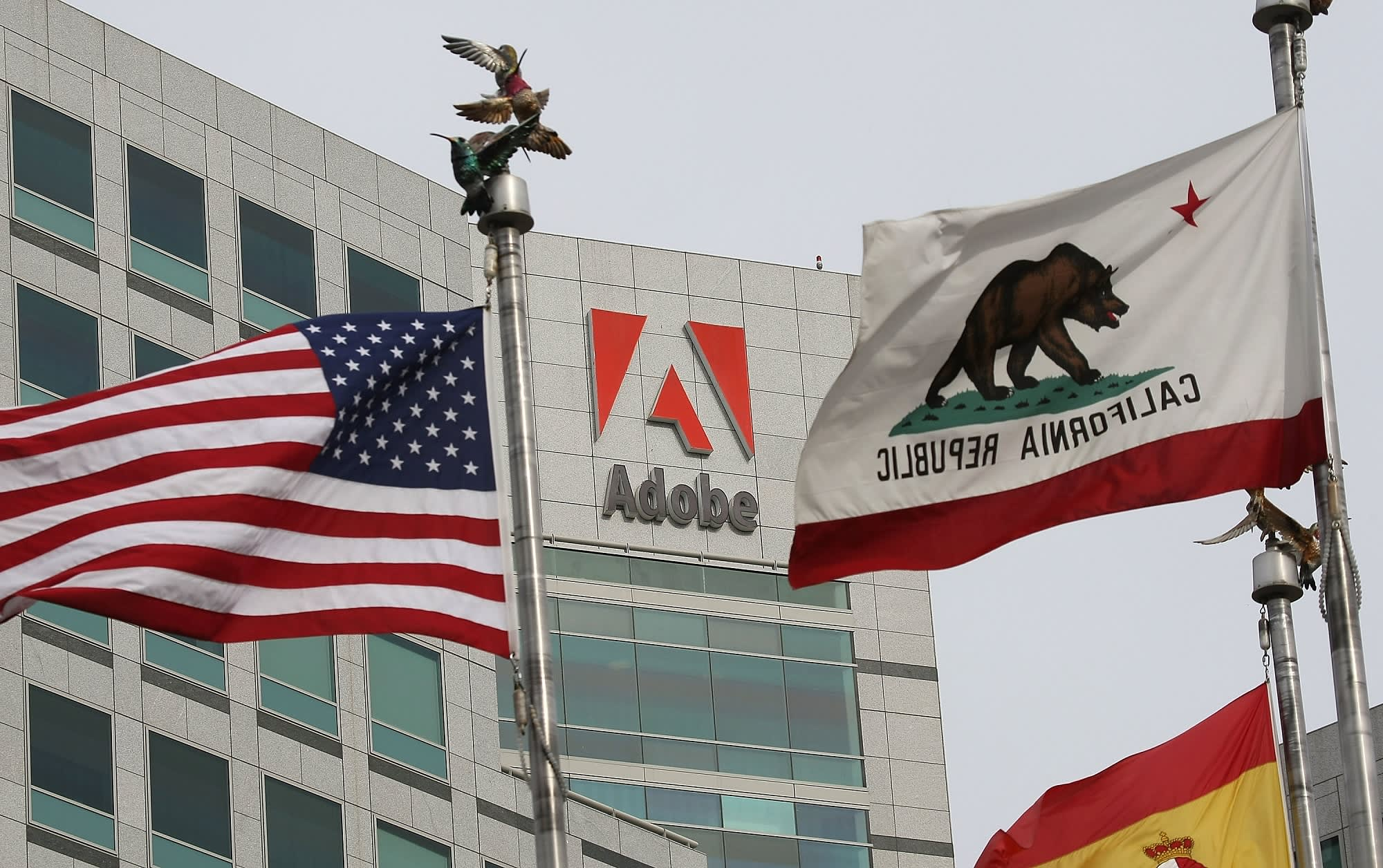 Subs: Adobe headquarters