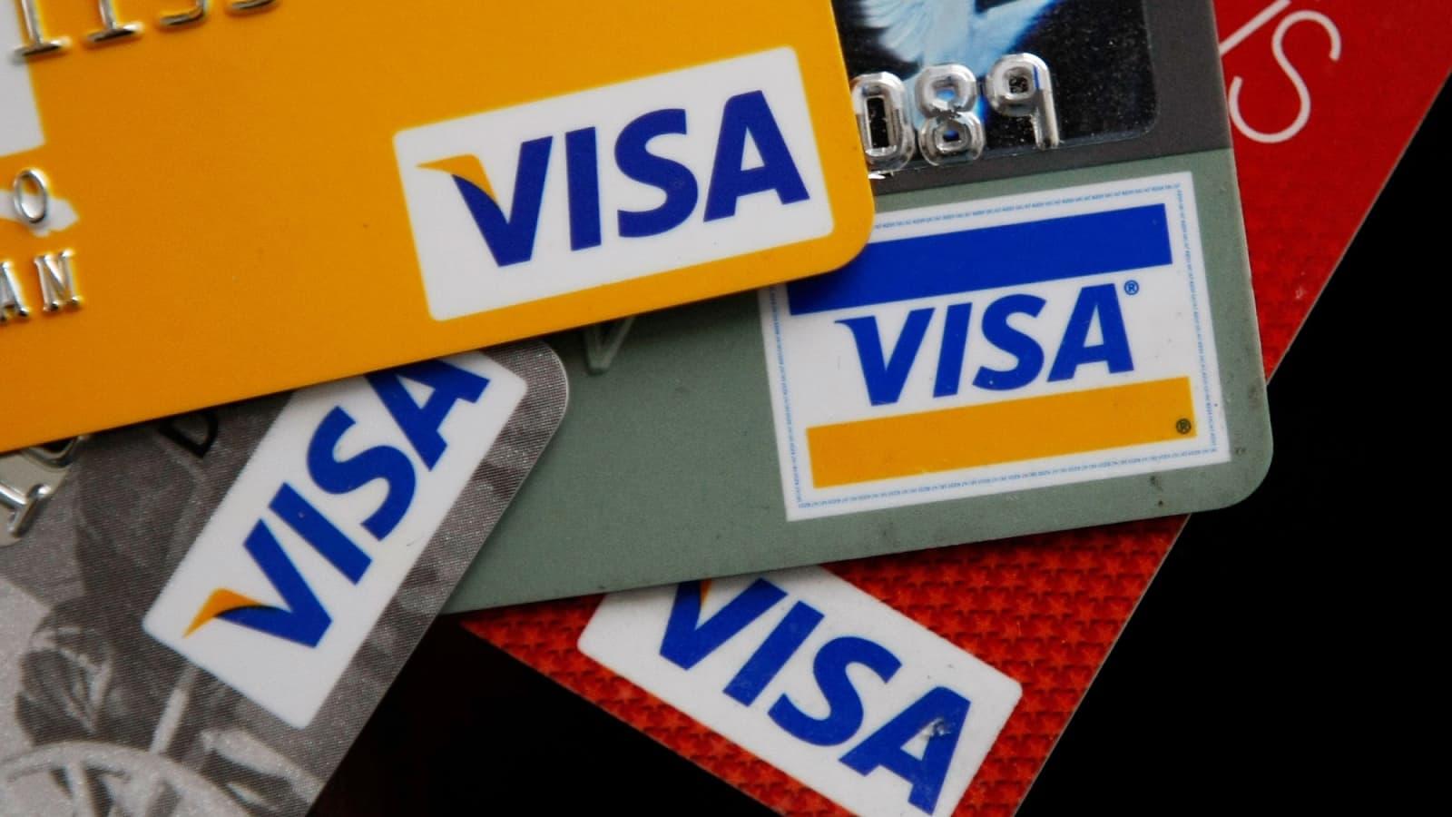 Visa quarterly profit rises 10 percent