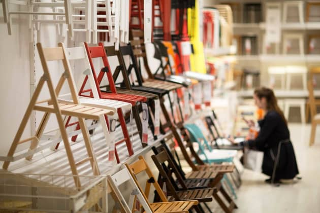 Vintage Ikea Furniture Selling For Thousands