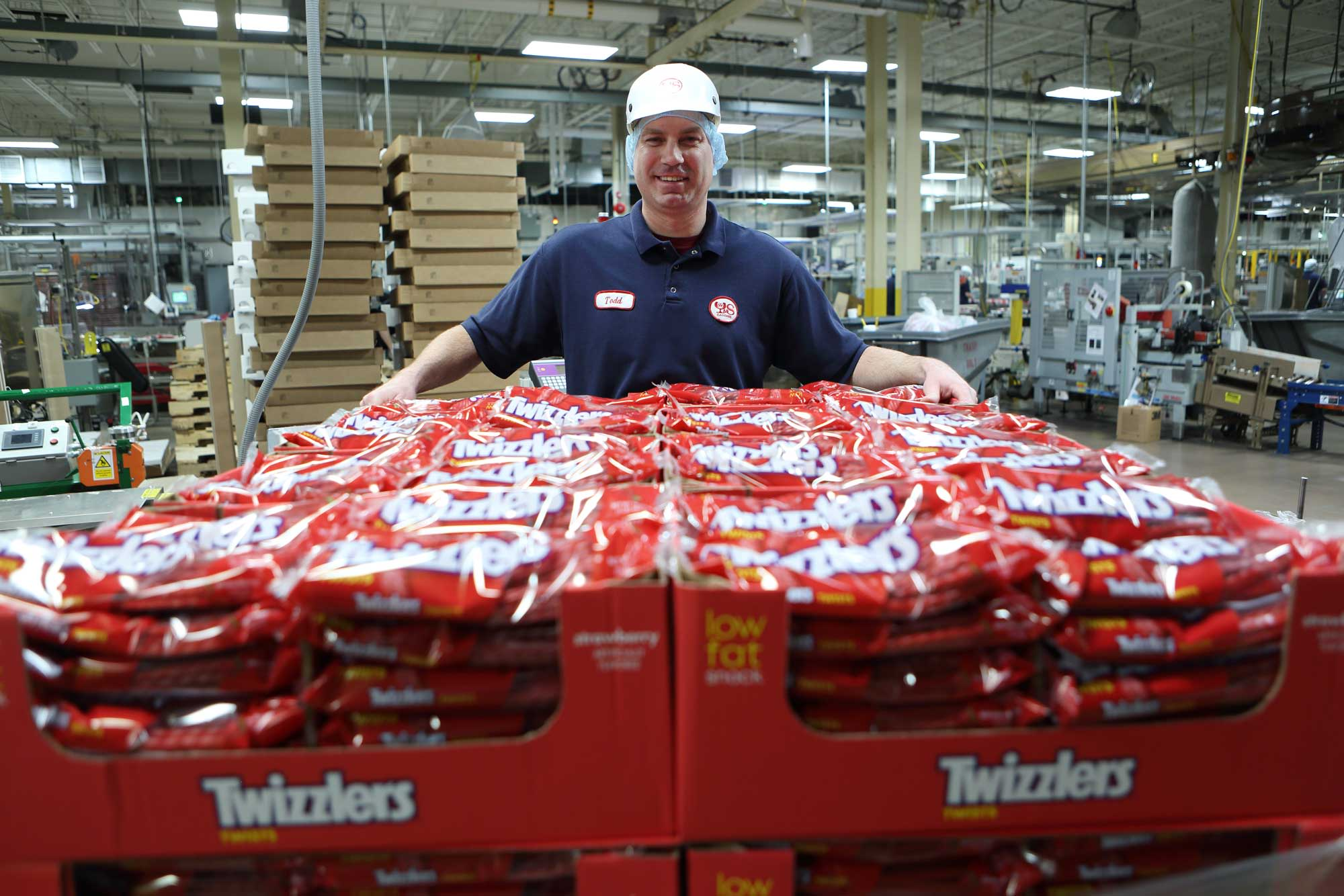 Hershey's wants to make the perfect Twizzler — so its tapping Microsoft-powered A.I. to do it