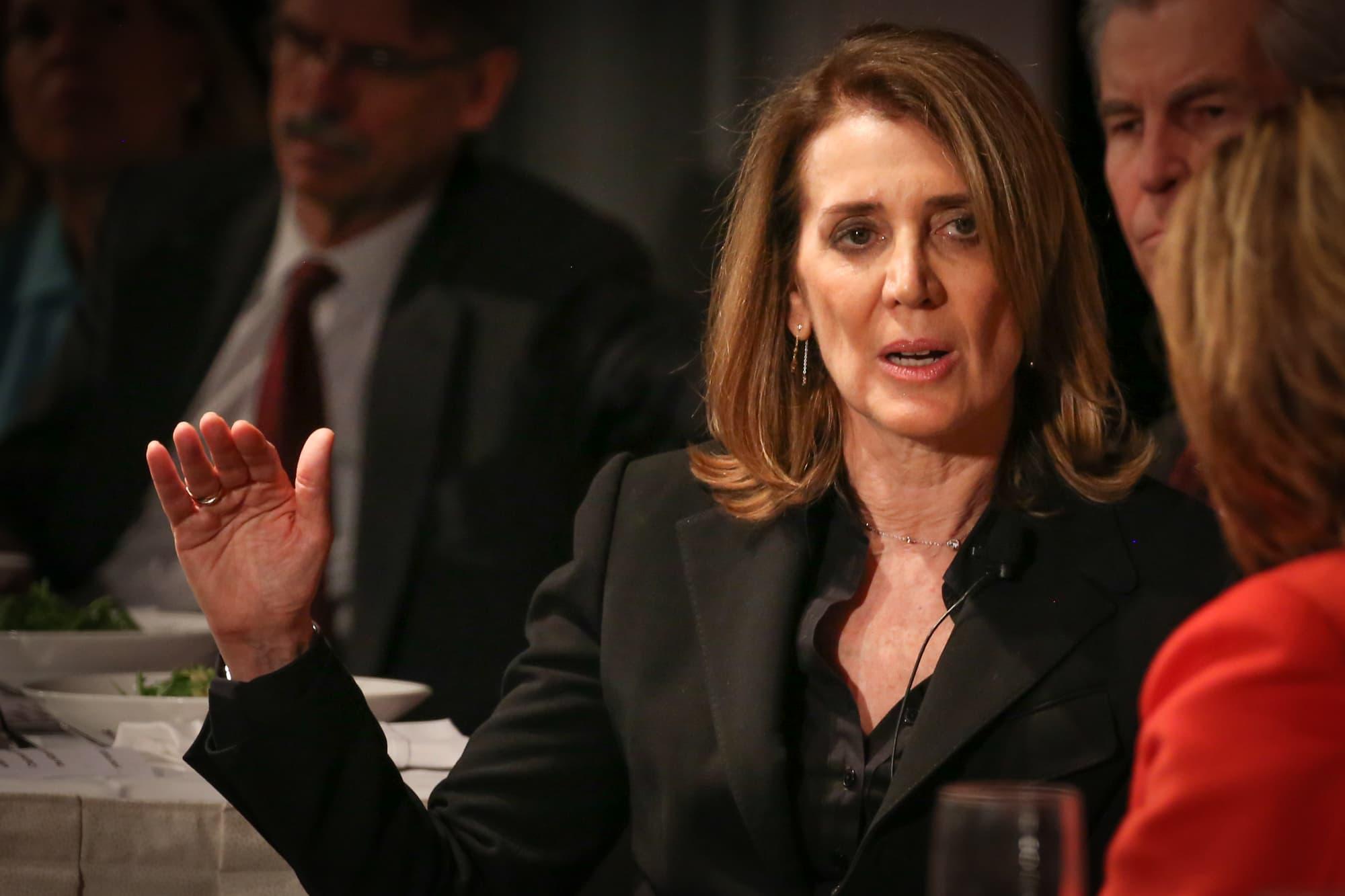 Alphabet CFO Ruth Porat: Wall Street should have TGIF like