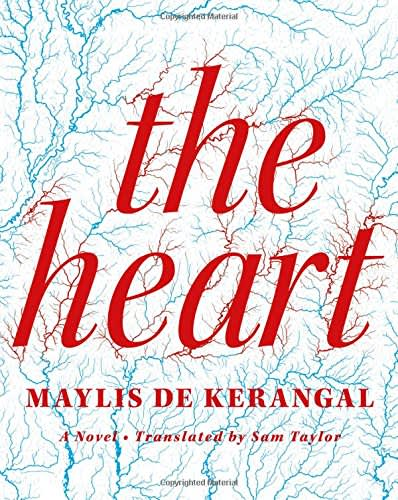 The heart book cover