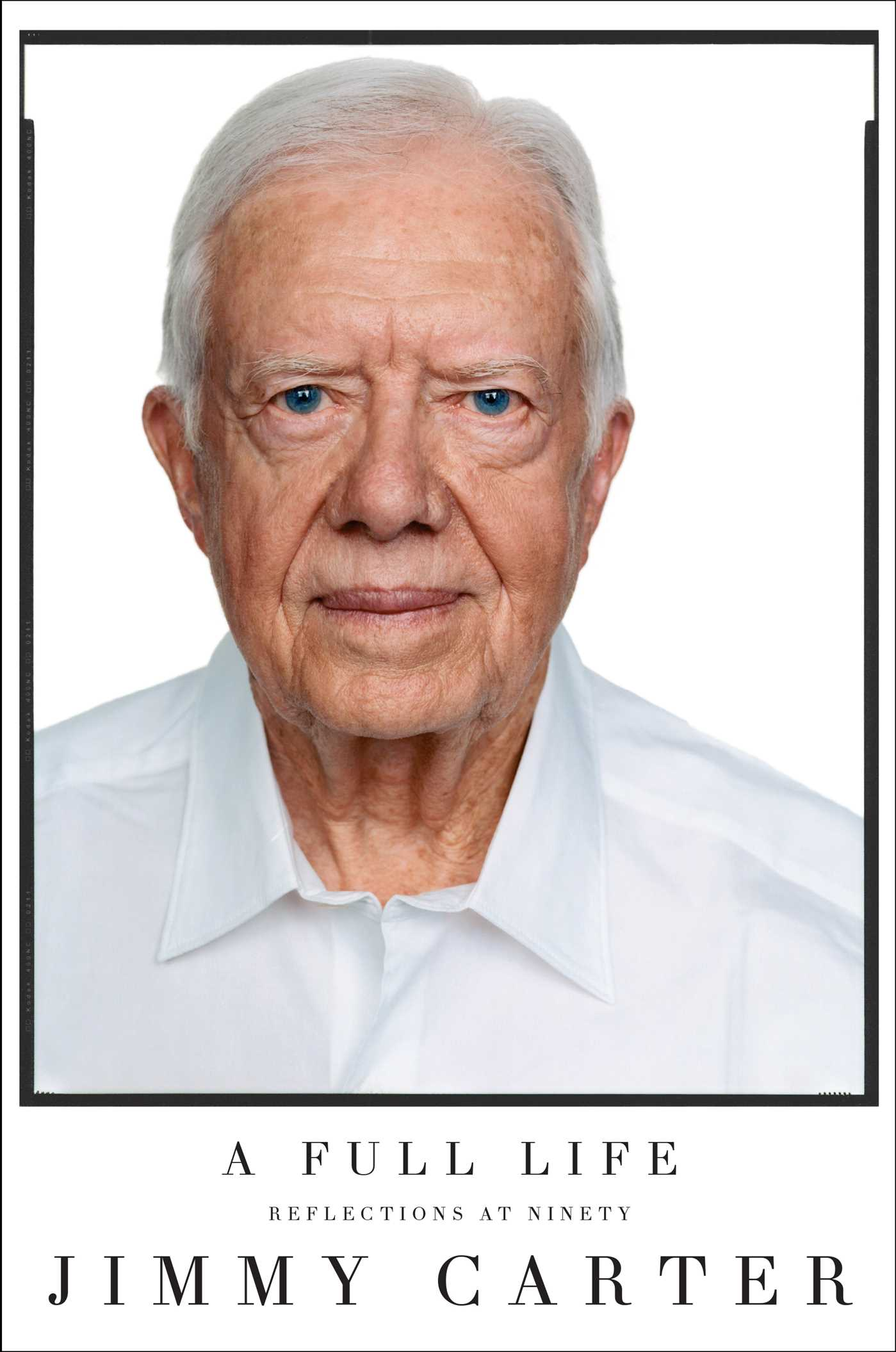 A full life by Jimmy Carter book cover
