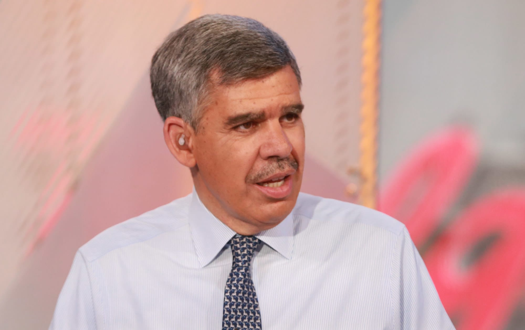 Economist El-Erian: Fed now has no choice but to cut rates or risk disrupting markets