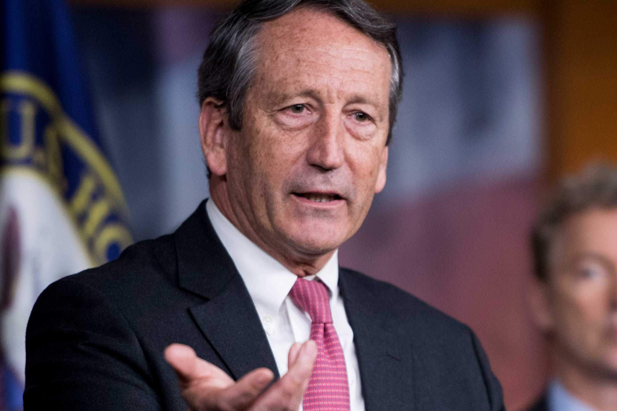 Mark Sanford will mount Republican primary challenge against Trump