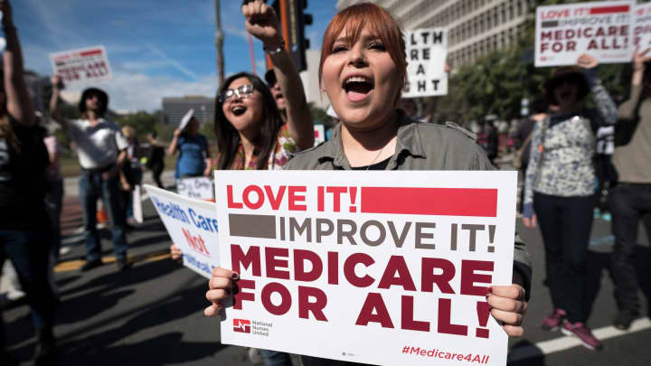 Americans have a different definition of 'Medicare for All' than Bernie Sanders, a new study finds