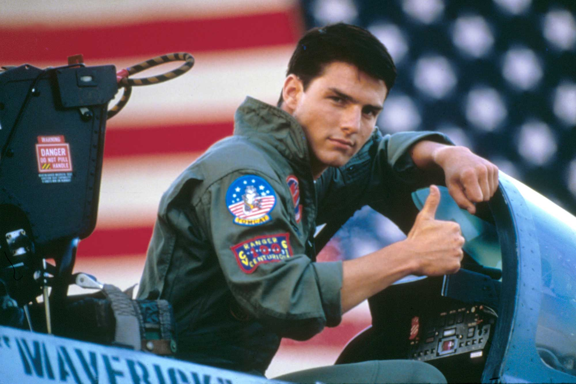 Tom Cruise's jacket in the 'Top Gun' sequel shows just how crucial China is to the US film industry thumbnail