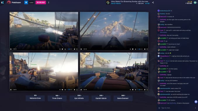 Microsoft rebrands Twitch competitor and adds mobile live