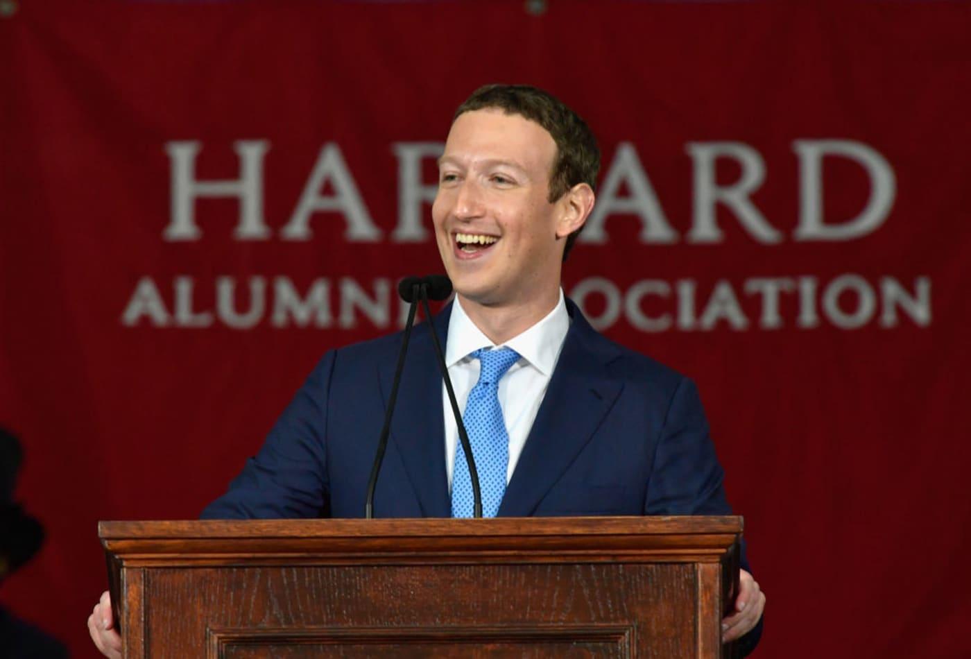 Mark Zuckerberg on success: Billionaires should pay you to fail