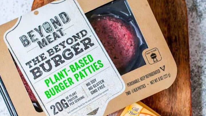 Blue Apron adds Beyond Meat to meal kits in a bid to revive meal kit orders