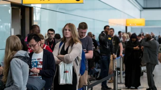 Subs: British Airways Flights Cancelled Computer Failure