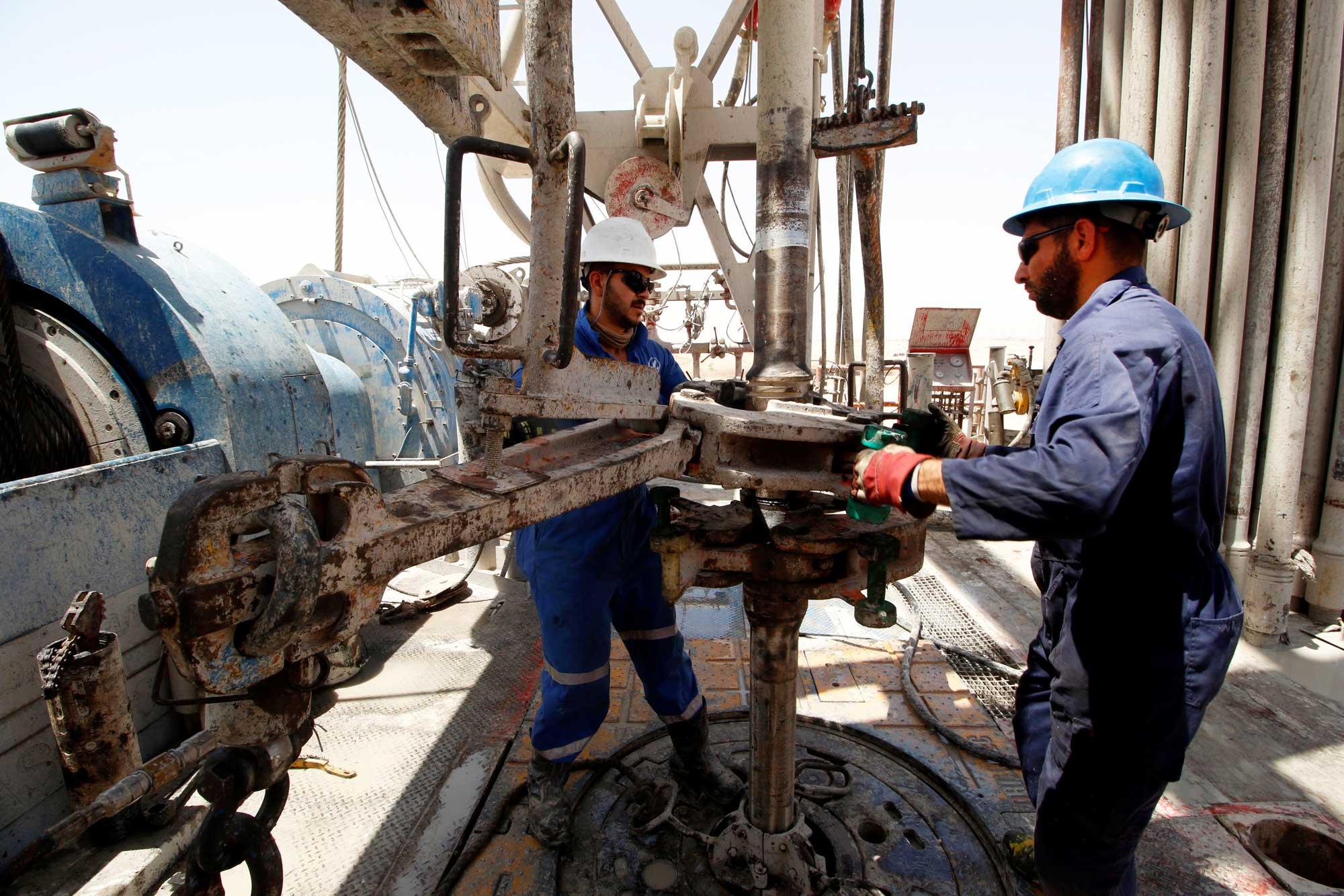 RT: Oil workers Iraq OPEC 170511