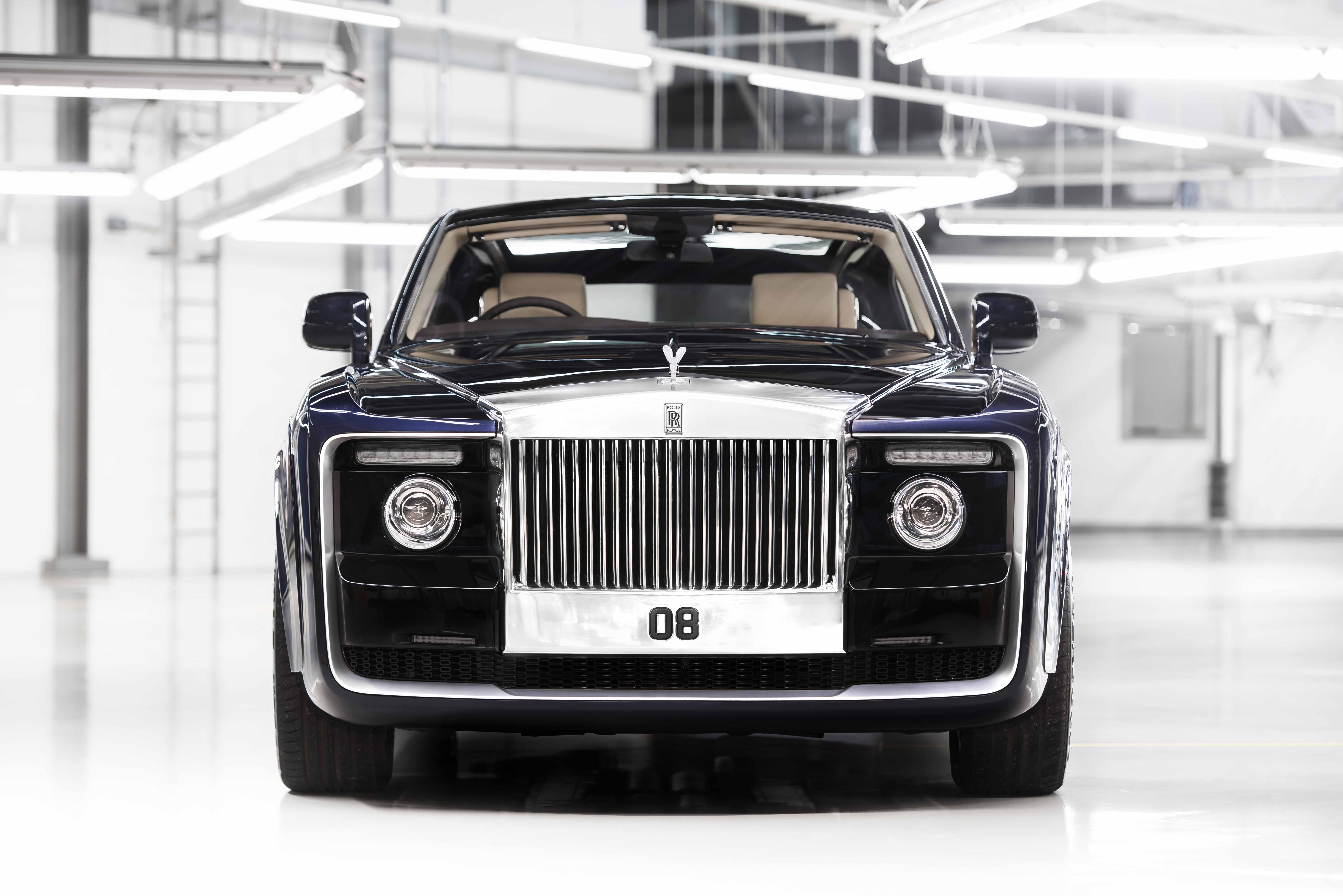 Is This Rolls Royce The Most Expensive New Car Ever