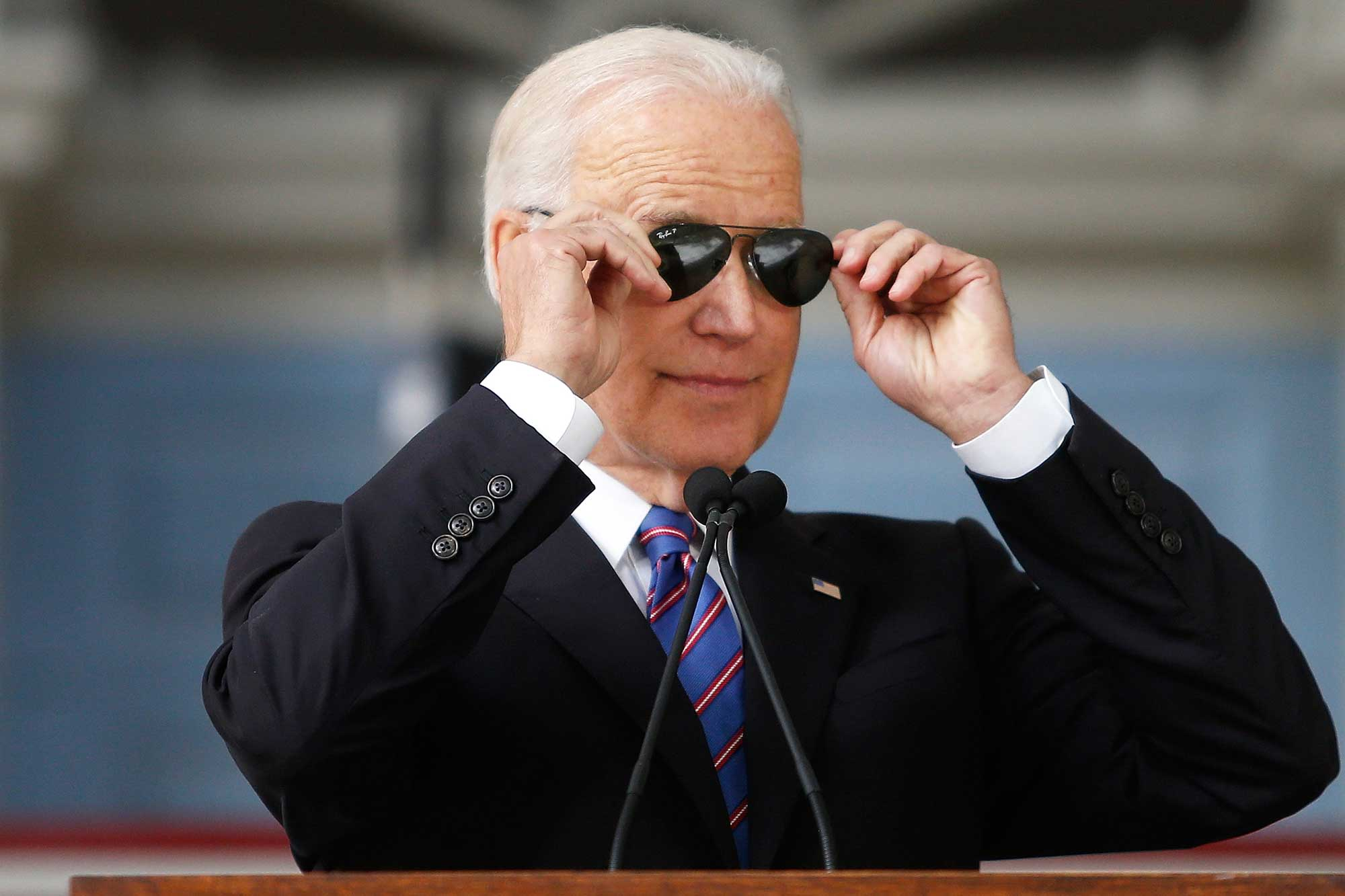 Joe Biden says he sees this one trait in all the most successful leaders