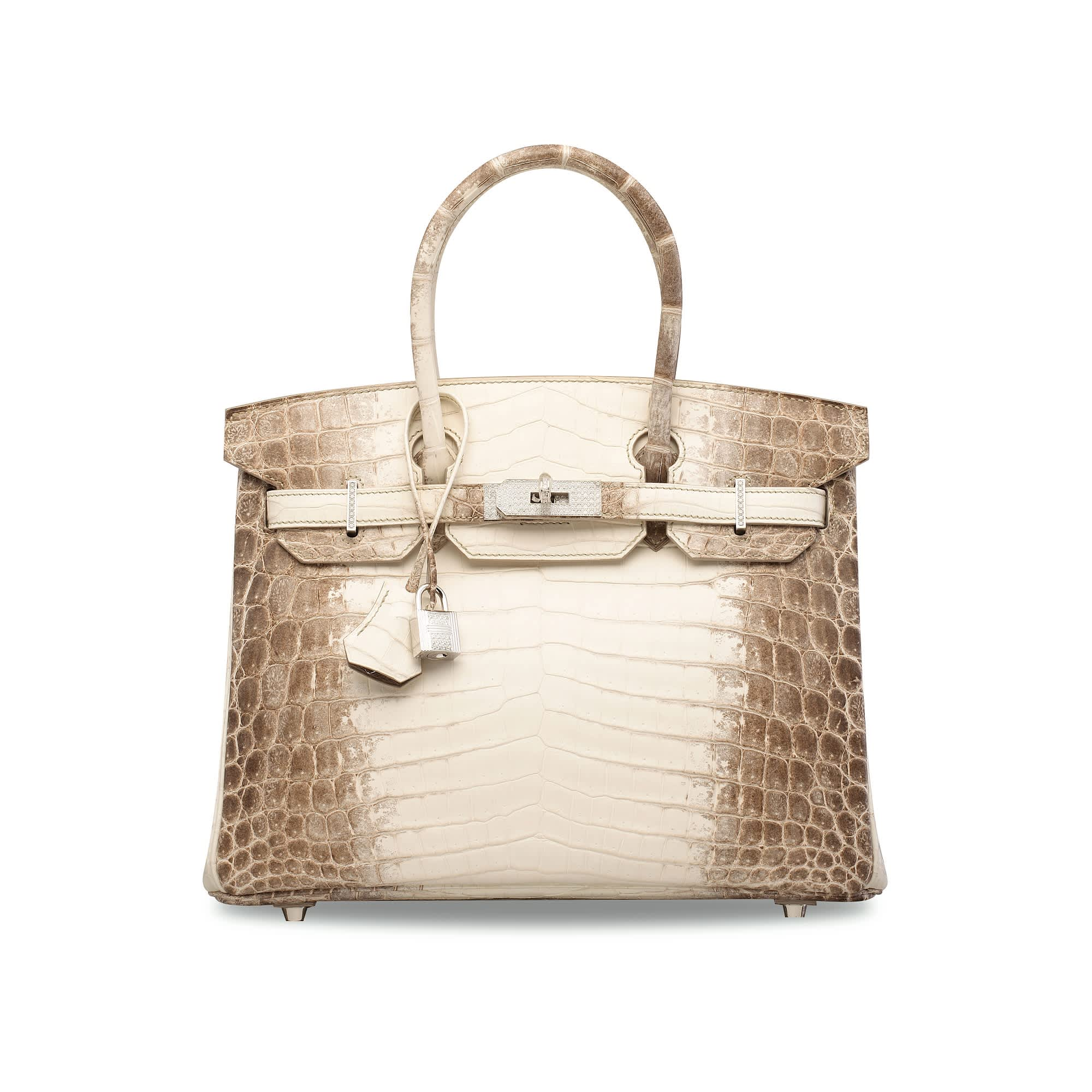 This $379,261 Hermes Birkin handbag is the most expensive