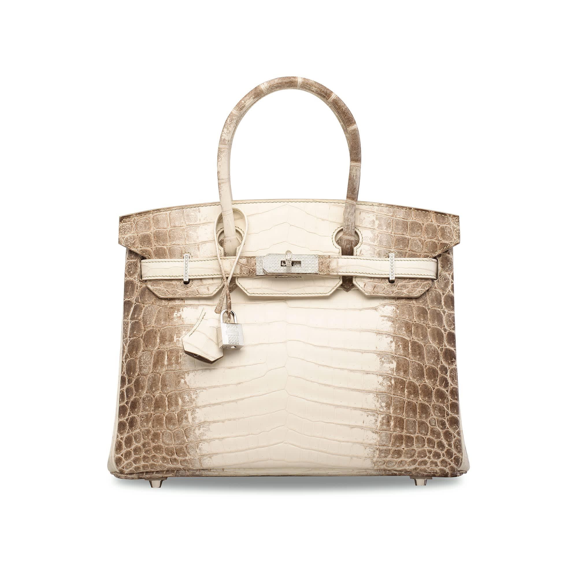 Handout: Most expensive bag Birkin