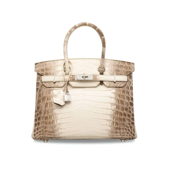 Handout: Most expensive bag Birkin
