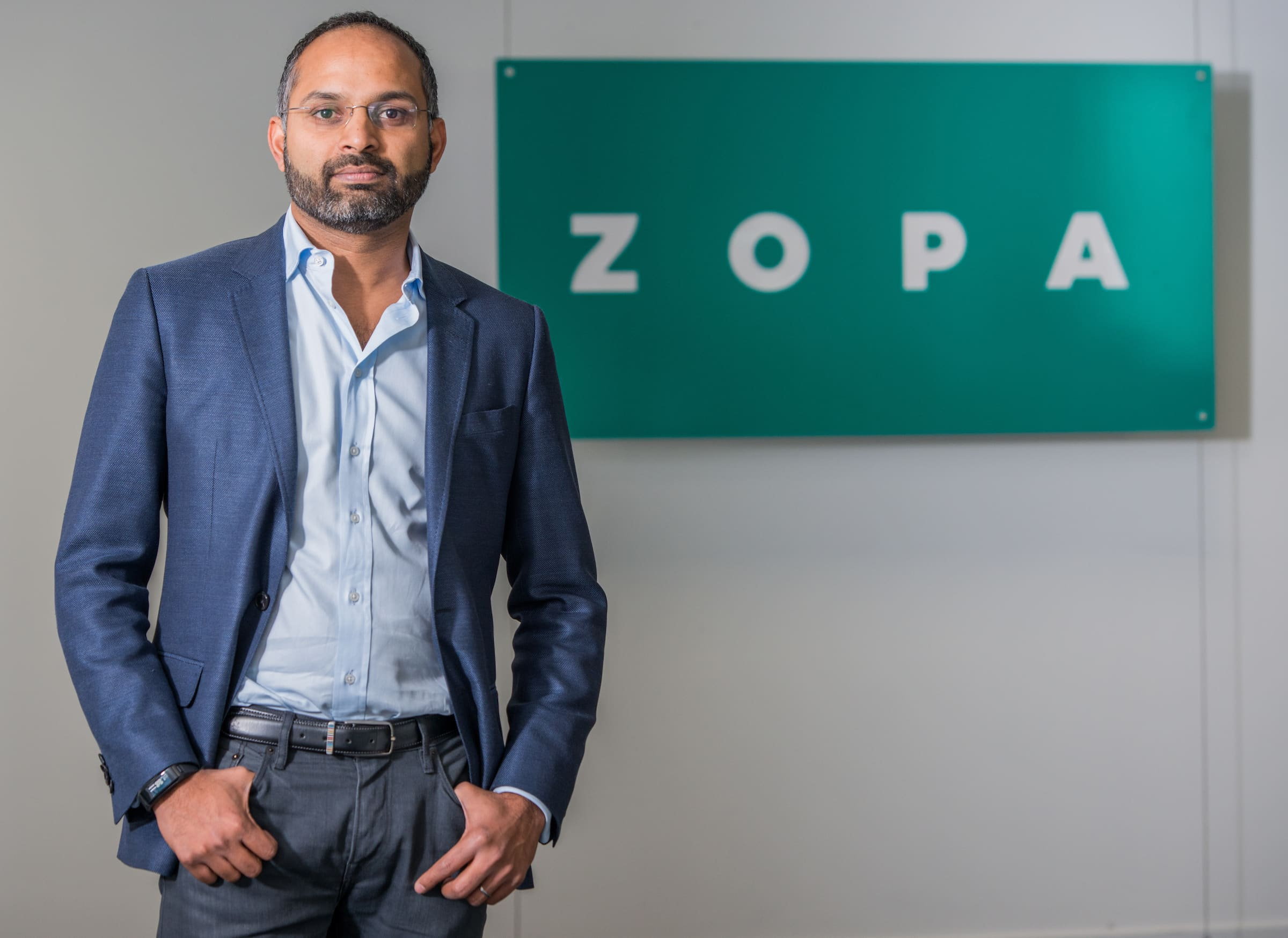 Zopa raises $41 2 million for challenger bank launch