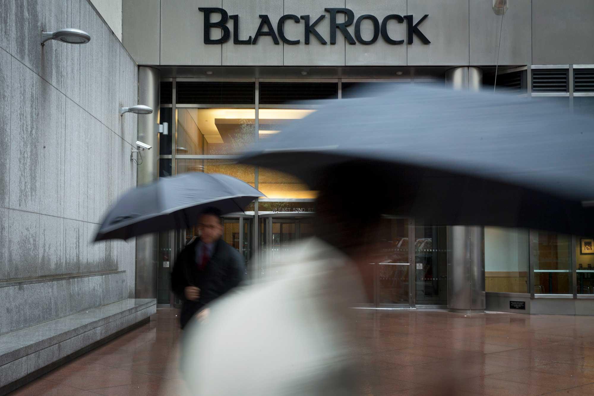 Imagine BlackRock being named 'BlackPebble'