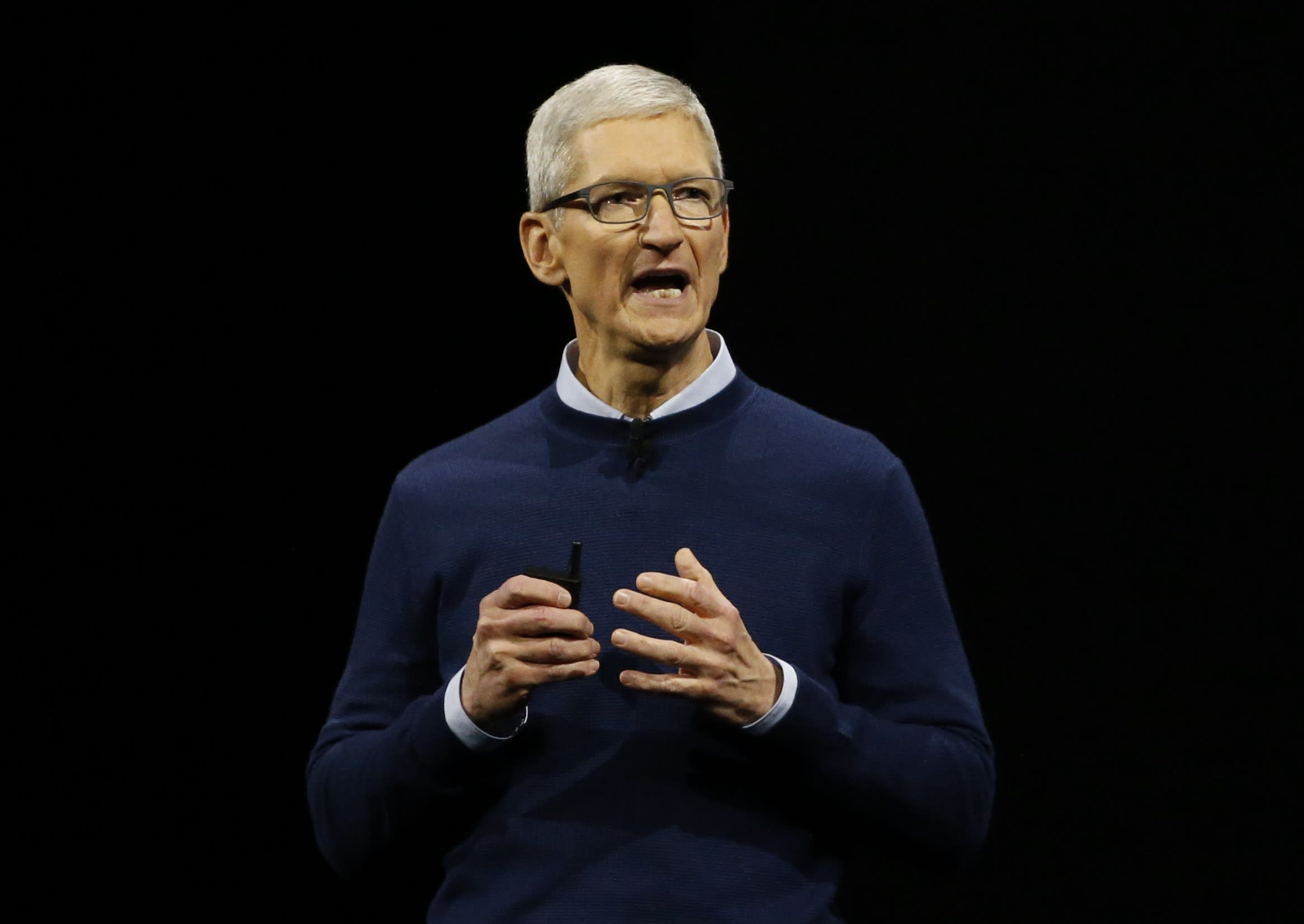 Apple CEO Tim Cook defends decision to remove VPN apps in China