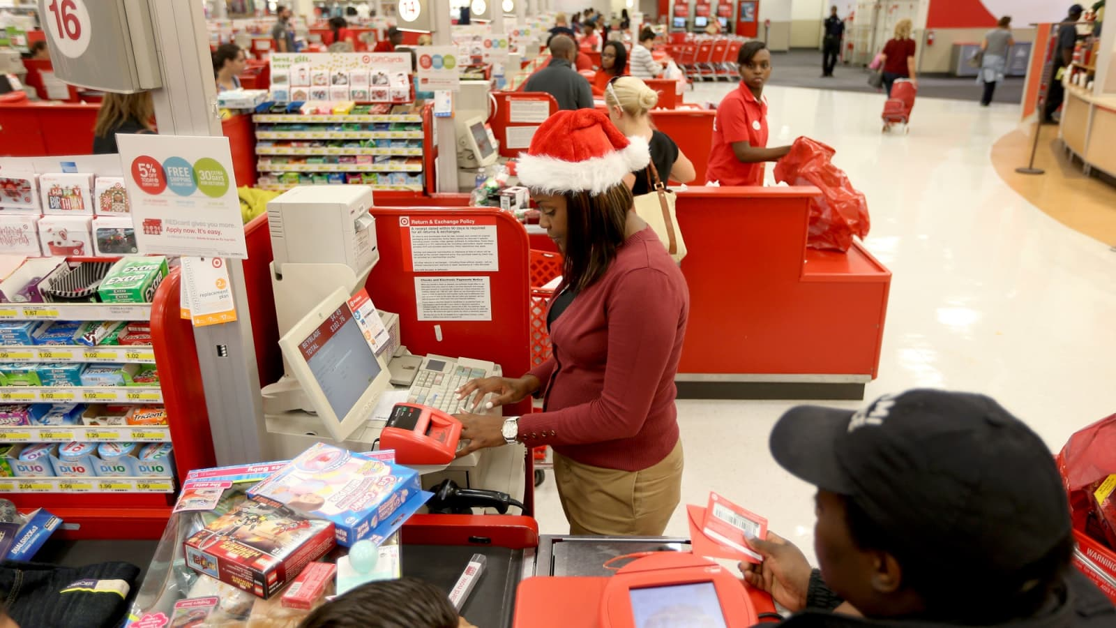 Target To Offer Free Two Day Shipping Without A Minimum Purchase