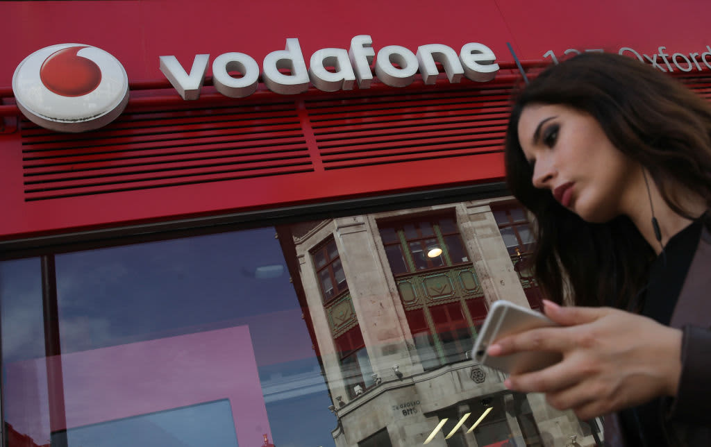 Vodafone to pay $21 8 billion for Liberty assets to strengthen