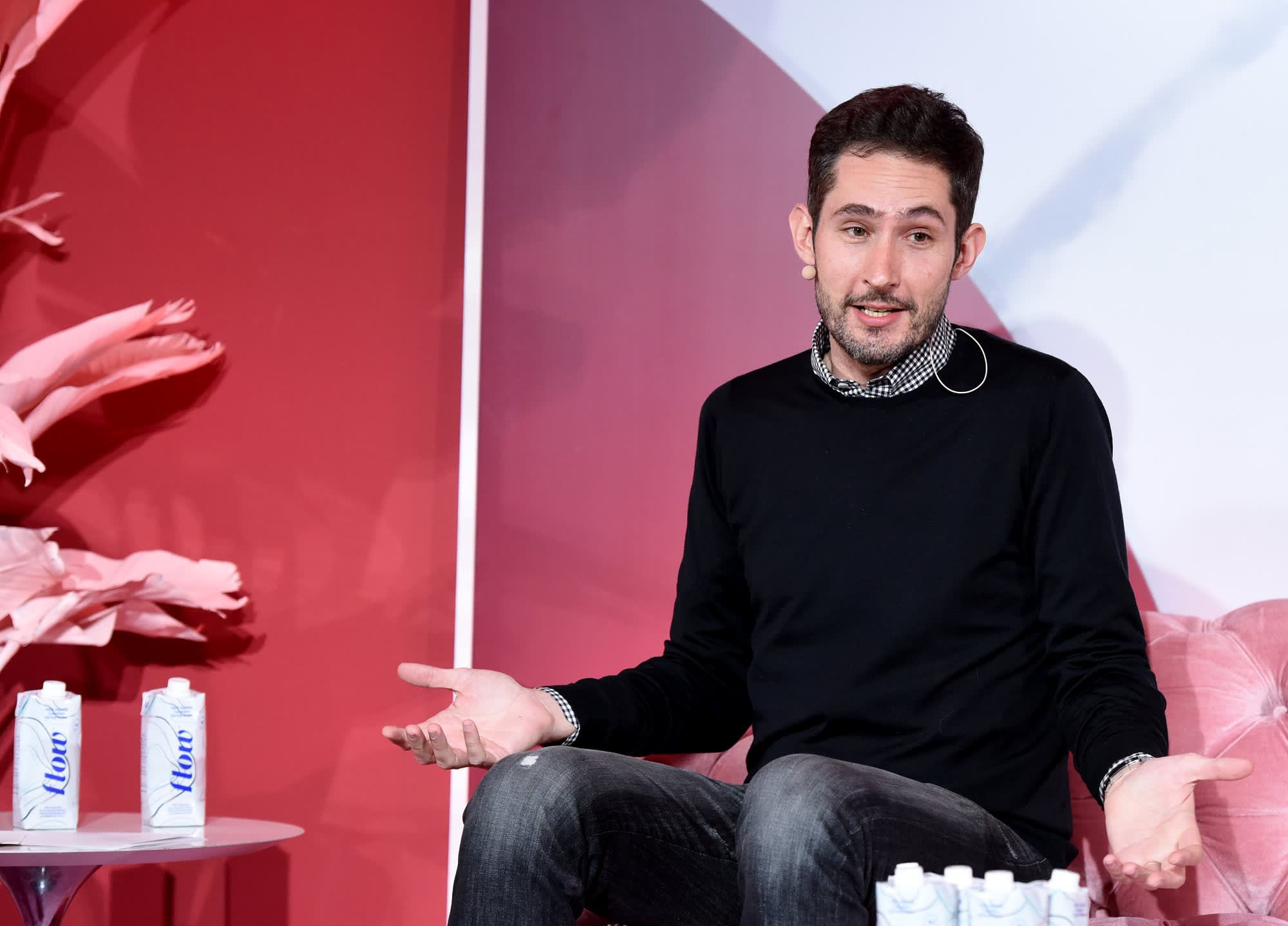 Instagram's Kevin Systrom doesn't regret selling to Facebook