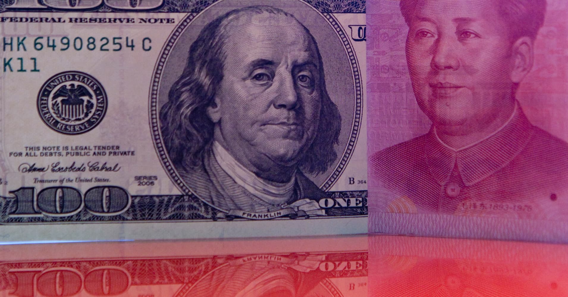 Kyle Bass: China's currency would drop 30% to 40% without