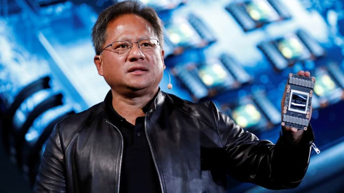 Morgan Stanley upgrades Nvidia on chipmaker's gaming, A I