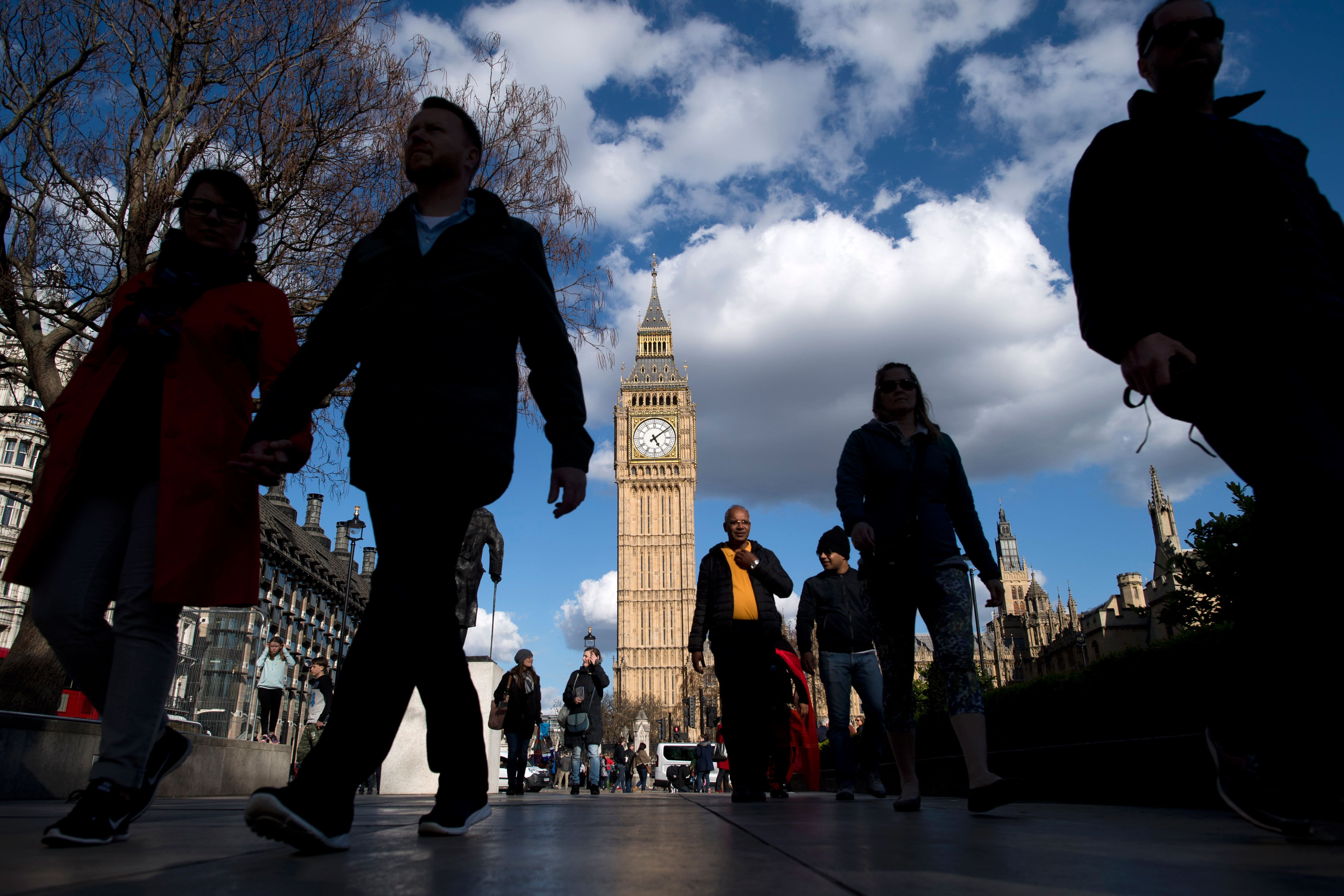 Rebel lawmakers apply for emergency debate in UK parliament in a bid to thwart no-deal Brexit