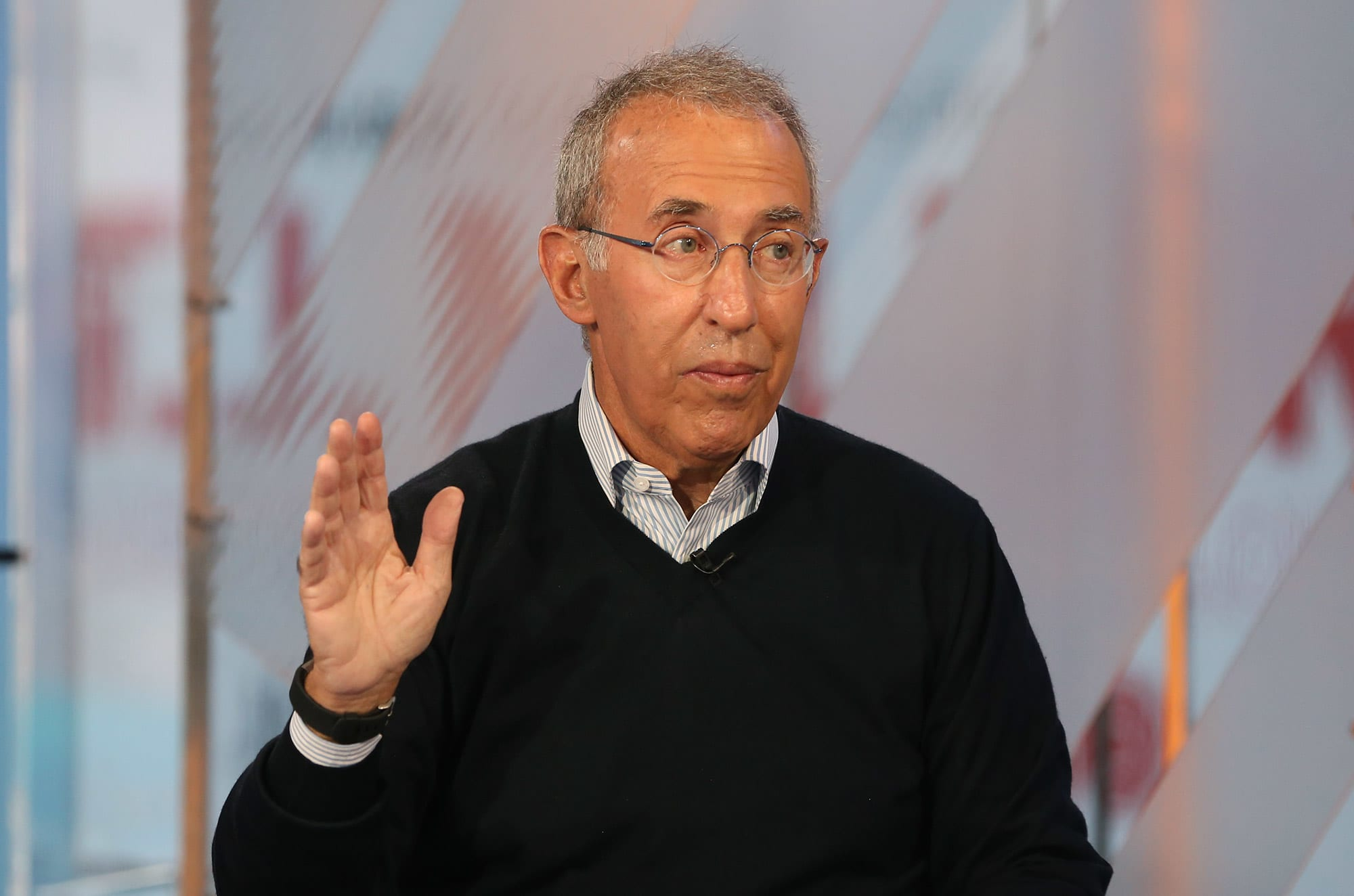 Buy-and-hold investor Ron Baron: I tripled my normal stock investments during recent wild swings